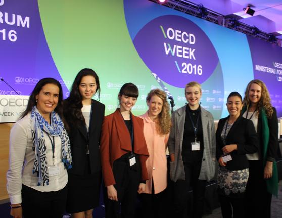 Global Voices 2016 OECD Delegation