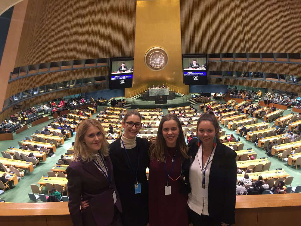 2018 Delegation at the General Assembly copy.JPG