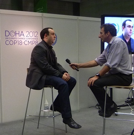 Kahil TV interview.jpg