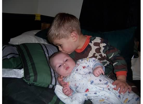 E kissing Sam 2007.jpeg