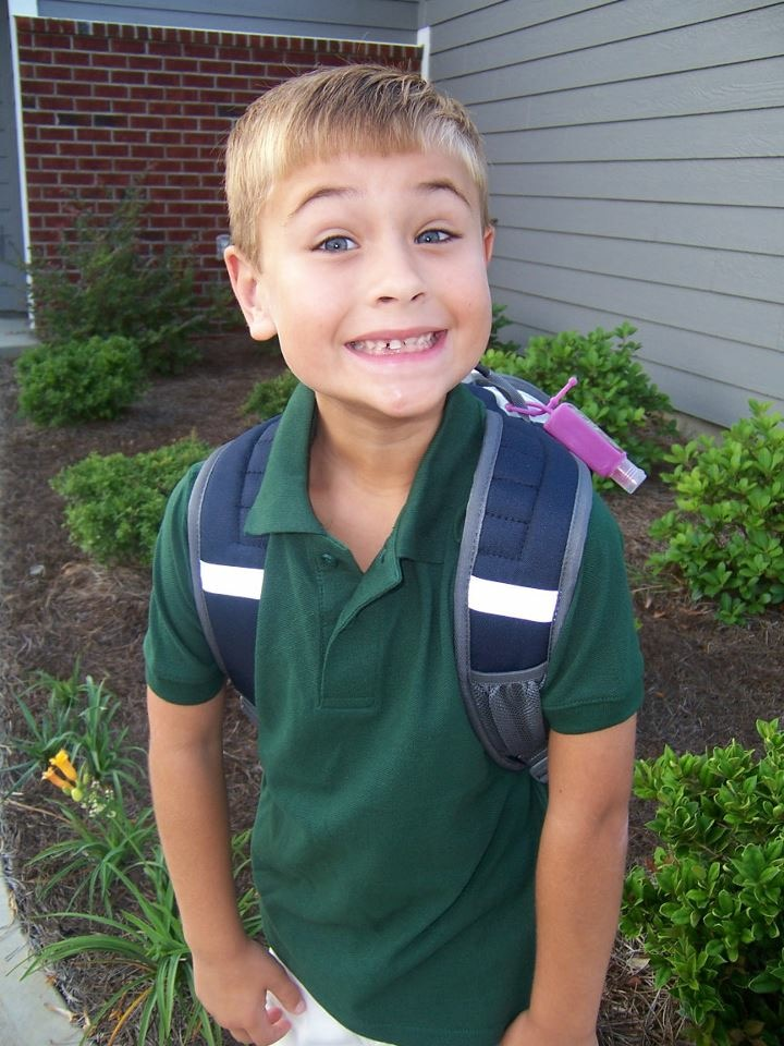 E first day of kindergarten 2011.jpeg