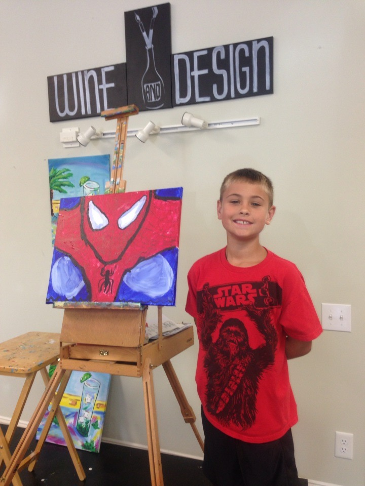 2013 E painting spiderman.jpeg