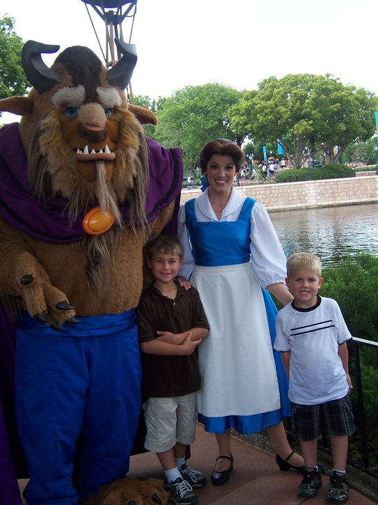 2011 Disney Boys with Belle.jpeg