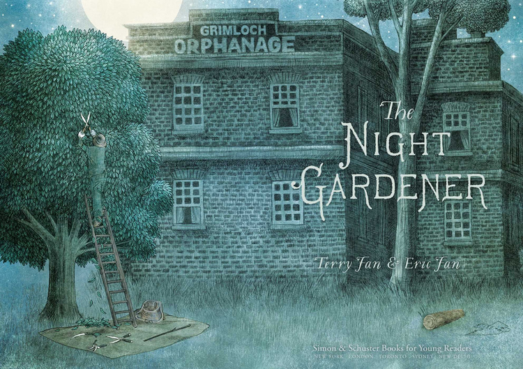 Image result for the night gardener fan