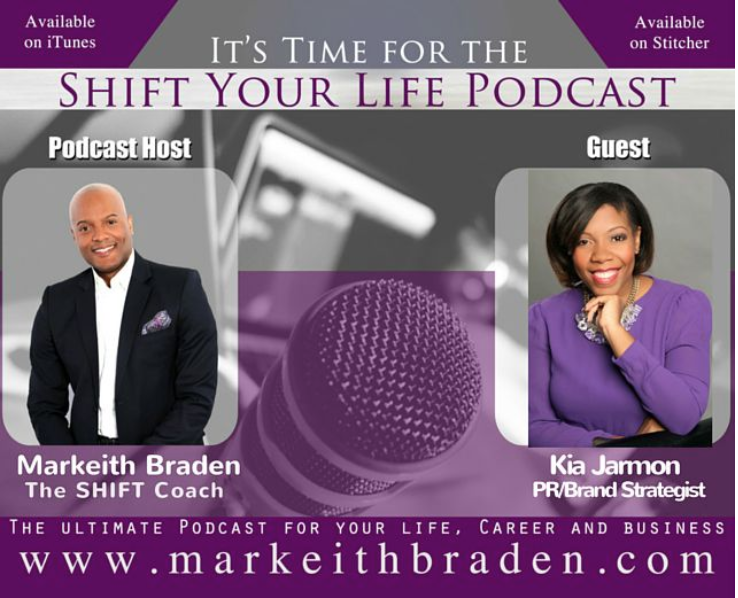 kia jarmon shift your life