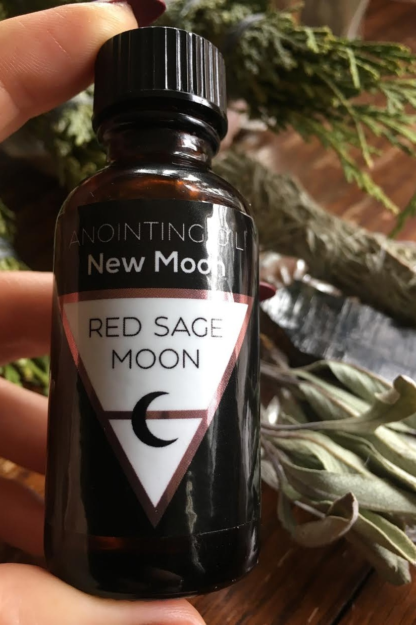 New MoonMoon Time &Full MoonBlends -