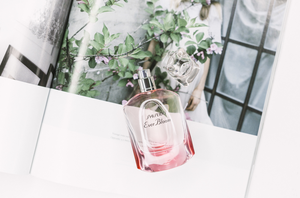 Ever bloom, eau de parfum by Shisheido