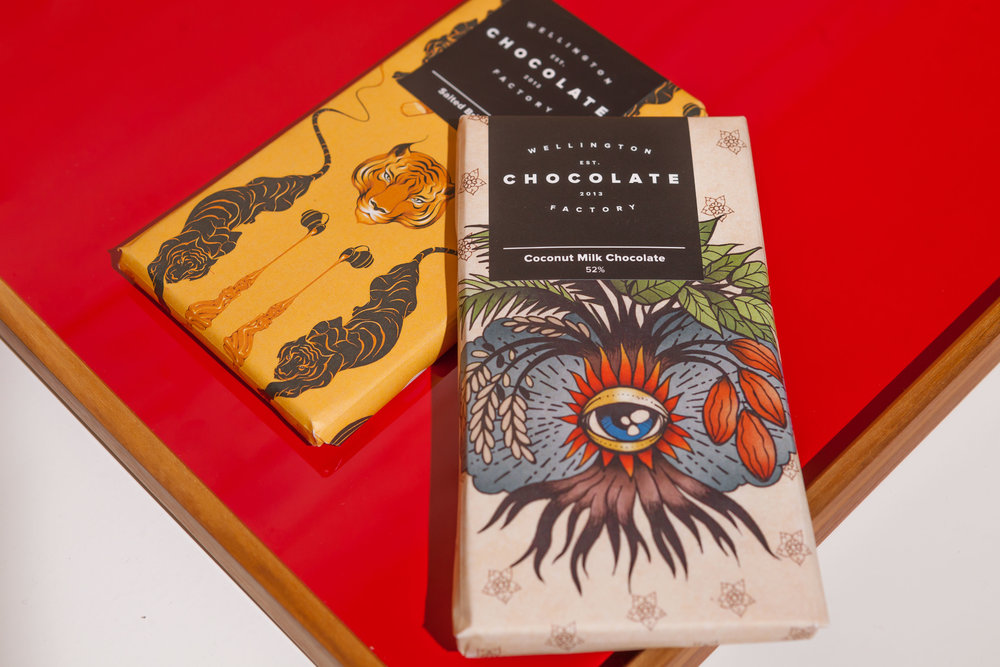 17c369dfbd71 The New Zealand-made chocolate comes in many decadent flavours to suit all  tastes and dietary requirements.