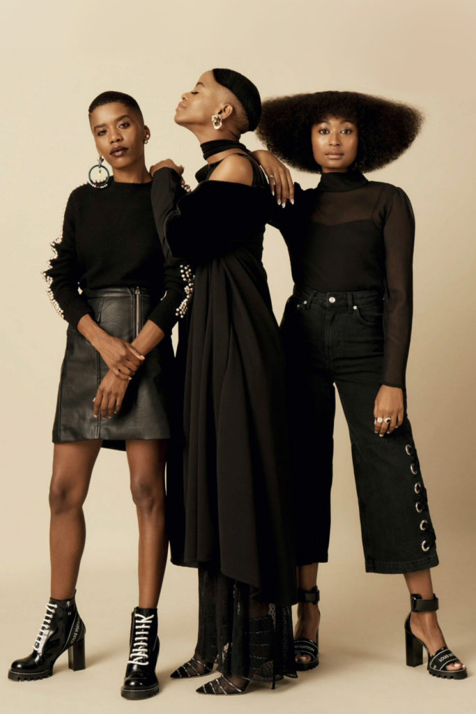 ELLE SOUTH AFRICA - COVER STORY
