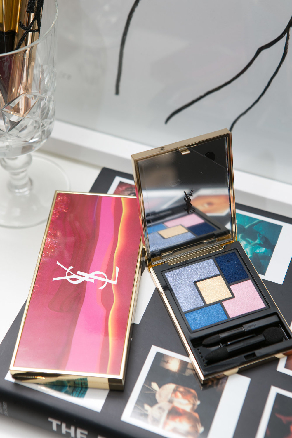 Yves Saint Laurent Pop Illusion Collection- Eye Palette