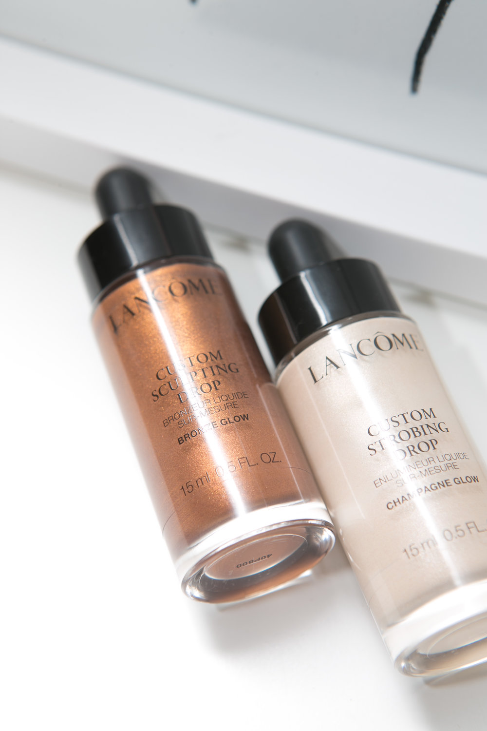 Lancôme Custom Sculpting Highlighting Drops