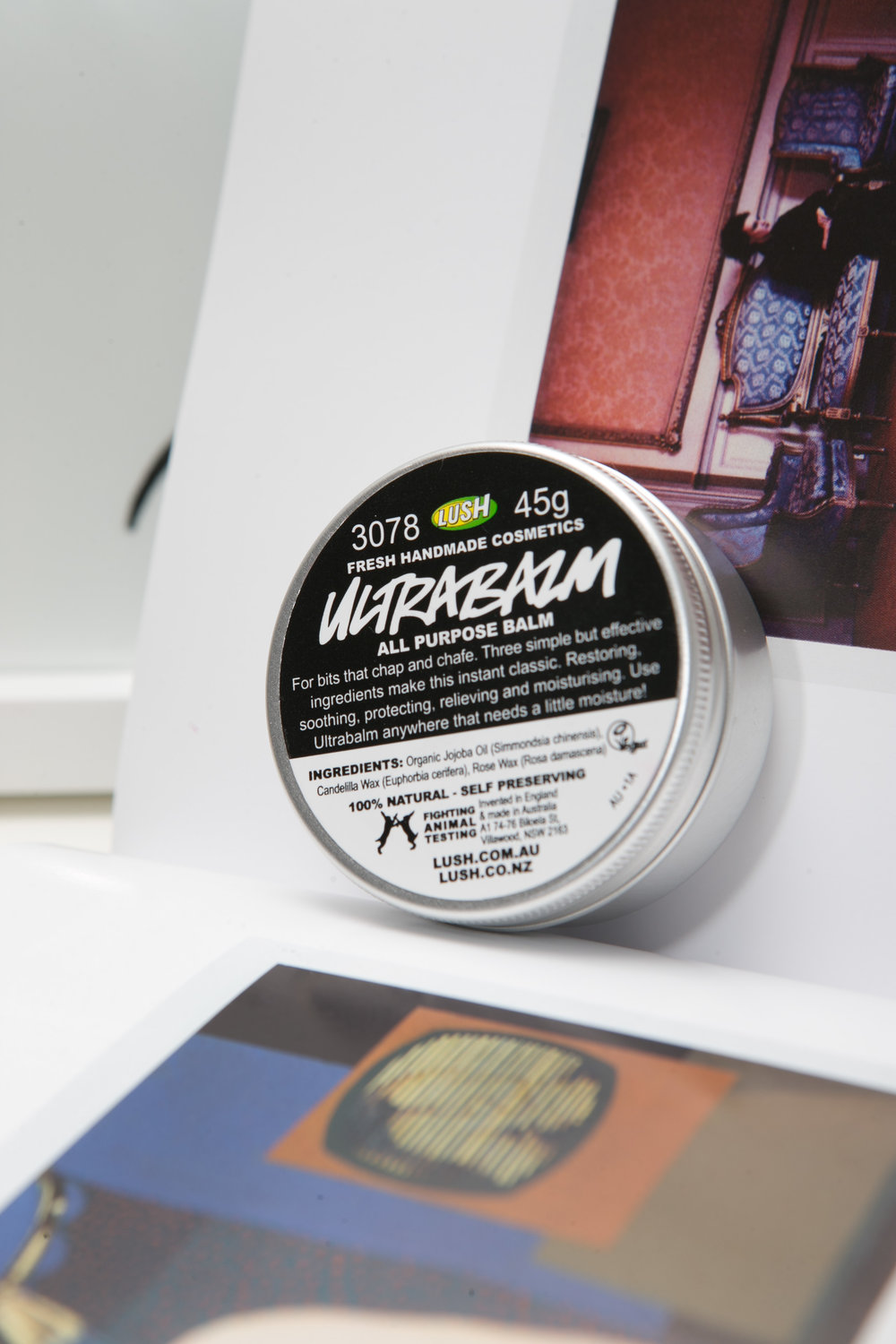 Lush – All Purpose Balm
