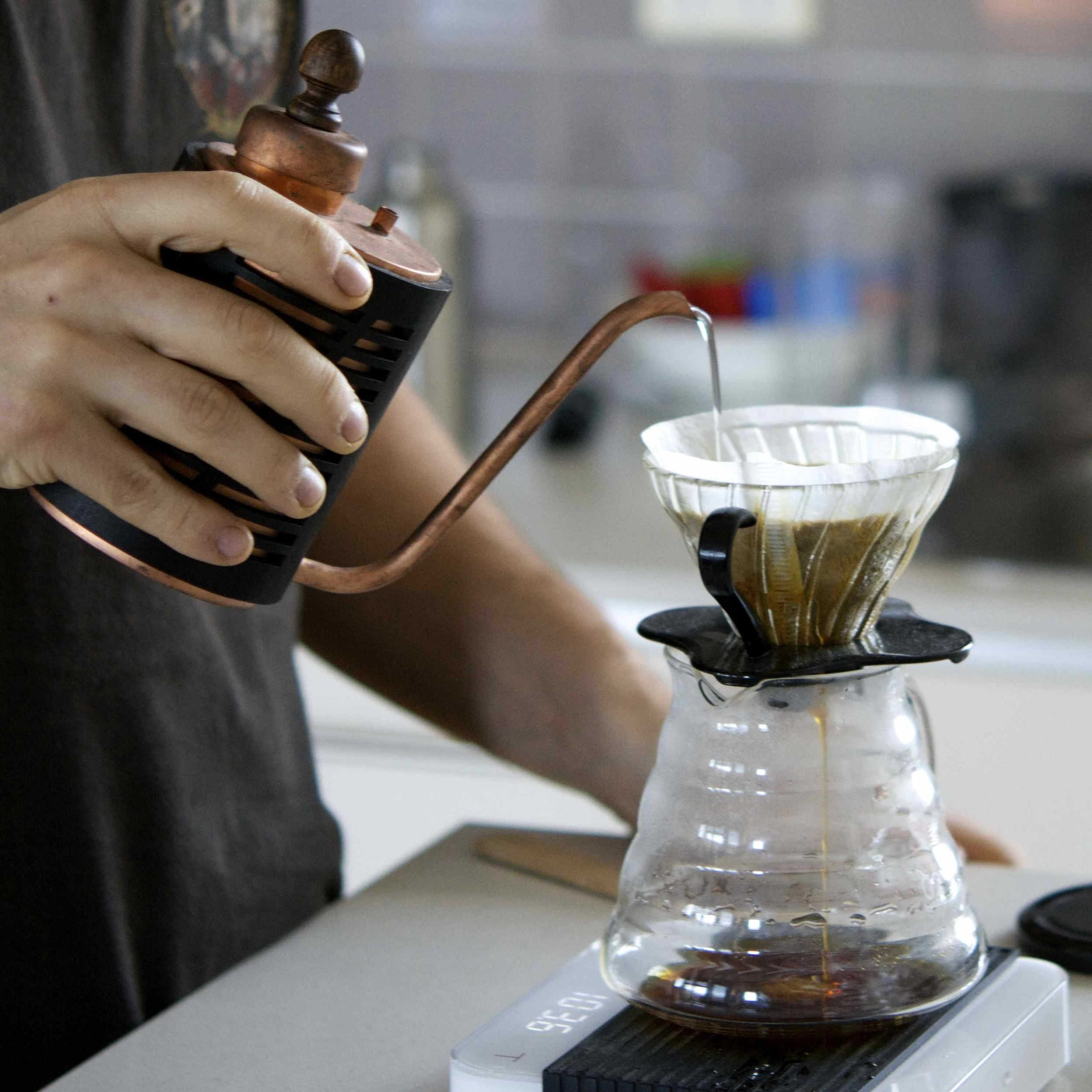 Hario V60 Brewing Is For Everyone