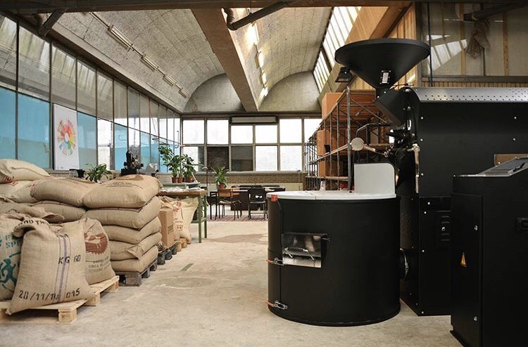 Source - White Label Coffee Roasters