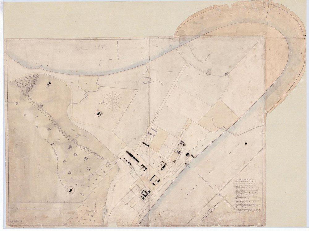 Brisbane Town, MB 1830-39