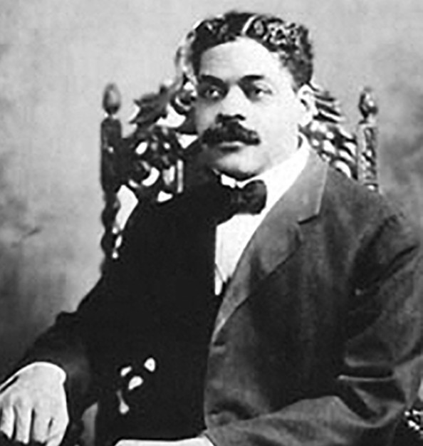 ARTURO SCHOMBURG (1874-1938) -A black Haitian-Puerto Rican who was told at the age of 5 that black people have made no contributions to history, setting him on the path to chronicling the achievements of Afro-Latin Americans and Afro-Americans for the rest of his life.   The Schomburg Center for Research in Black Culture  , named in his honor, at the New York Public Library branch in Harlem is a must-see.