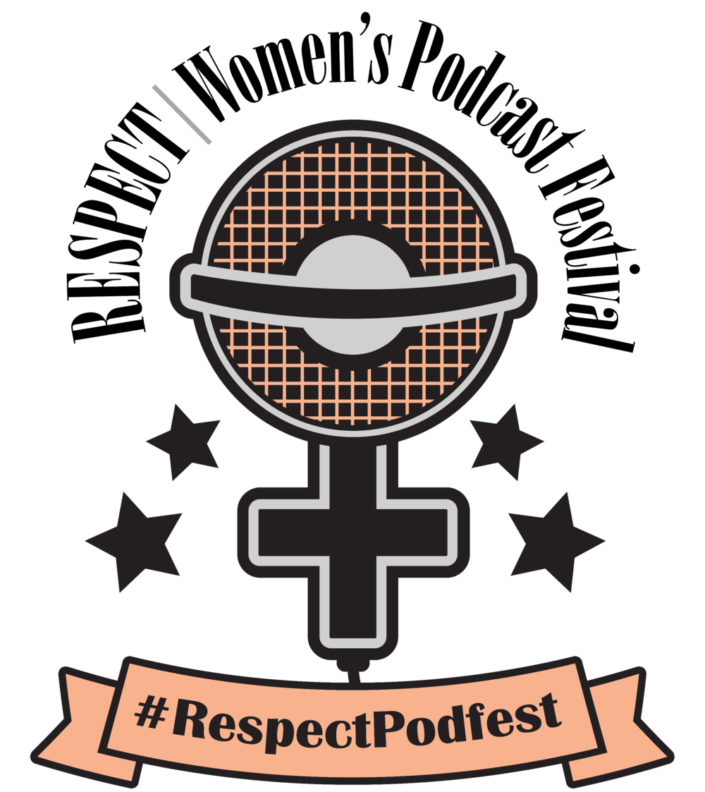 The #RespectPodfest logo was created by    Johnny Destructo