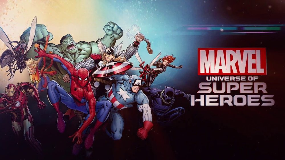 Marvel Universe of Superheroes - special exhibit at the Franklin Institute, April-Sept 2019