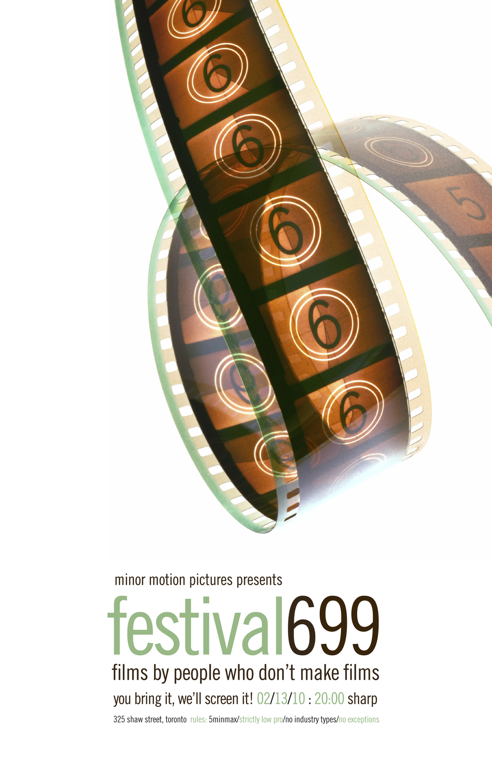 Festival699 Poster 2010