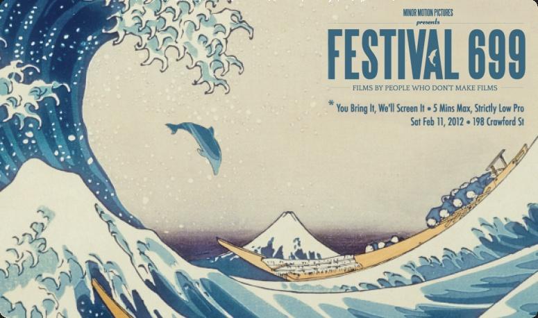 Festival699 Poster 2012