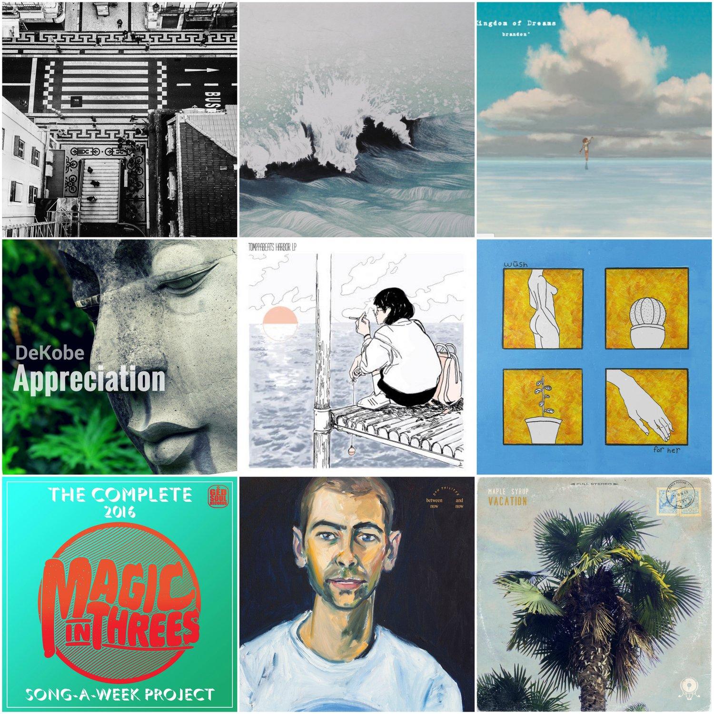 Top 10 Instrumental Hip-Hop Albums of 2016 — Aroto