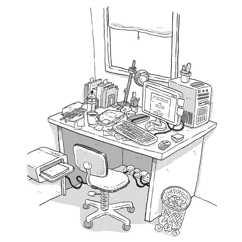 Illustration by Mimi Mashud