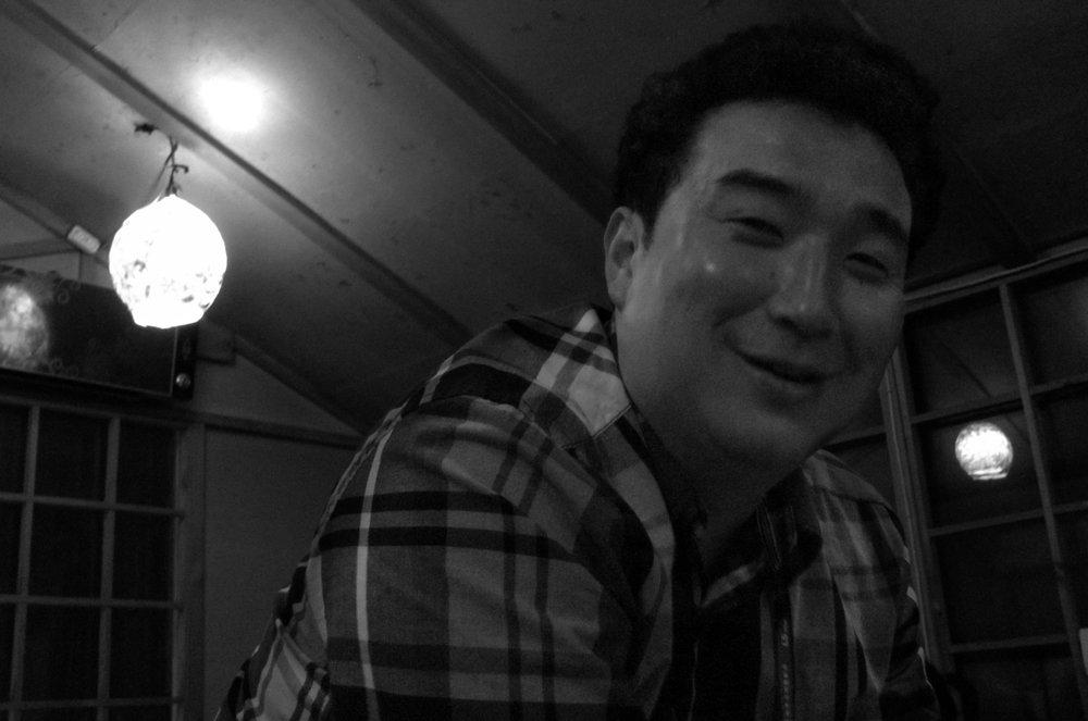 Yoo Un-Seong photographed by Oscar Ruiz Navia