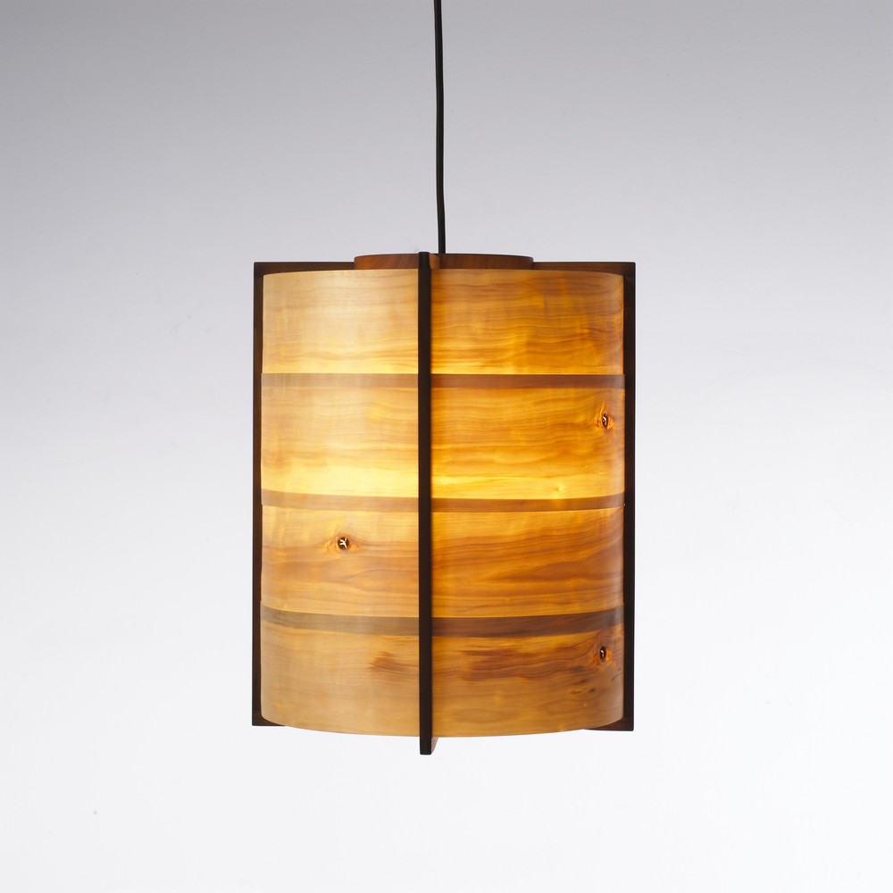 cylinder pendant lamp