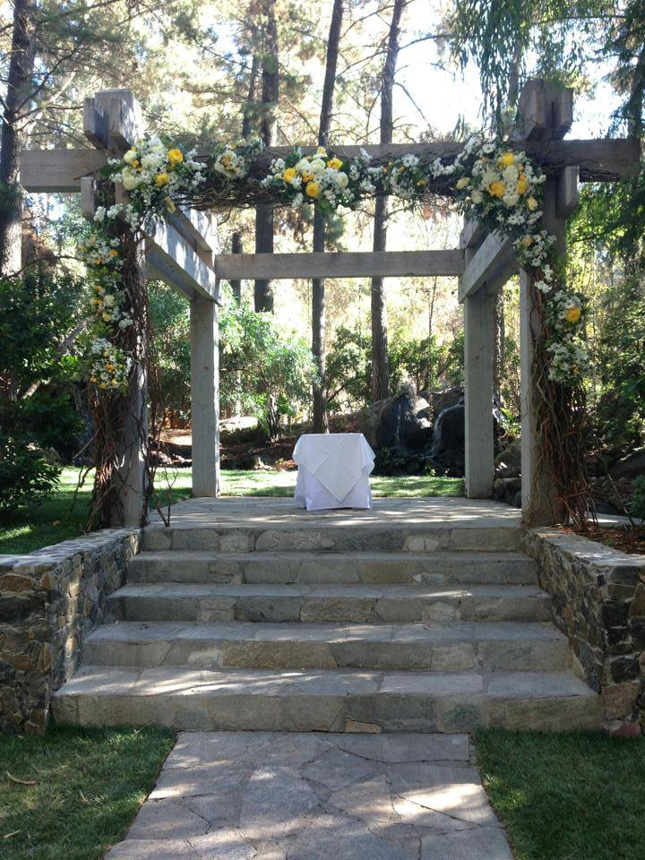 Calamigos, Malibu by The Exotic Green Garden