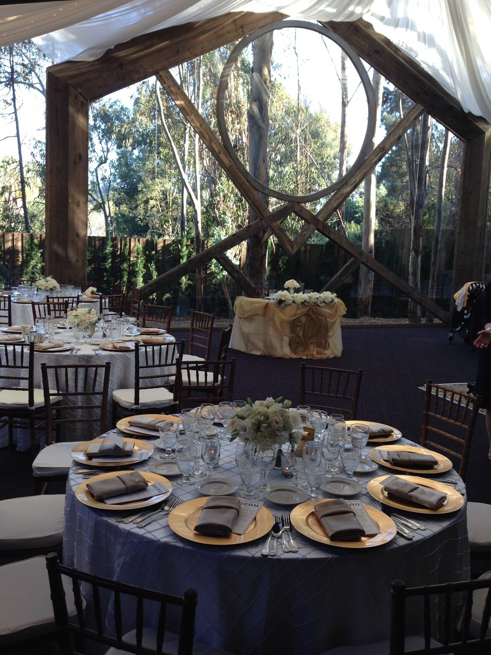 The Oaks Room at Calamigos