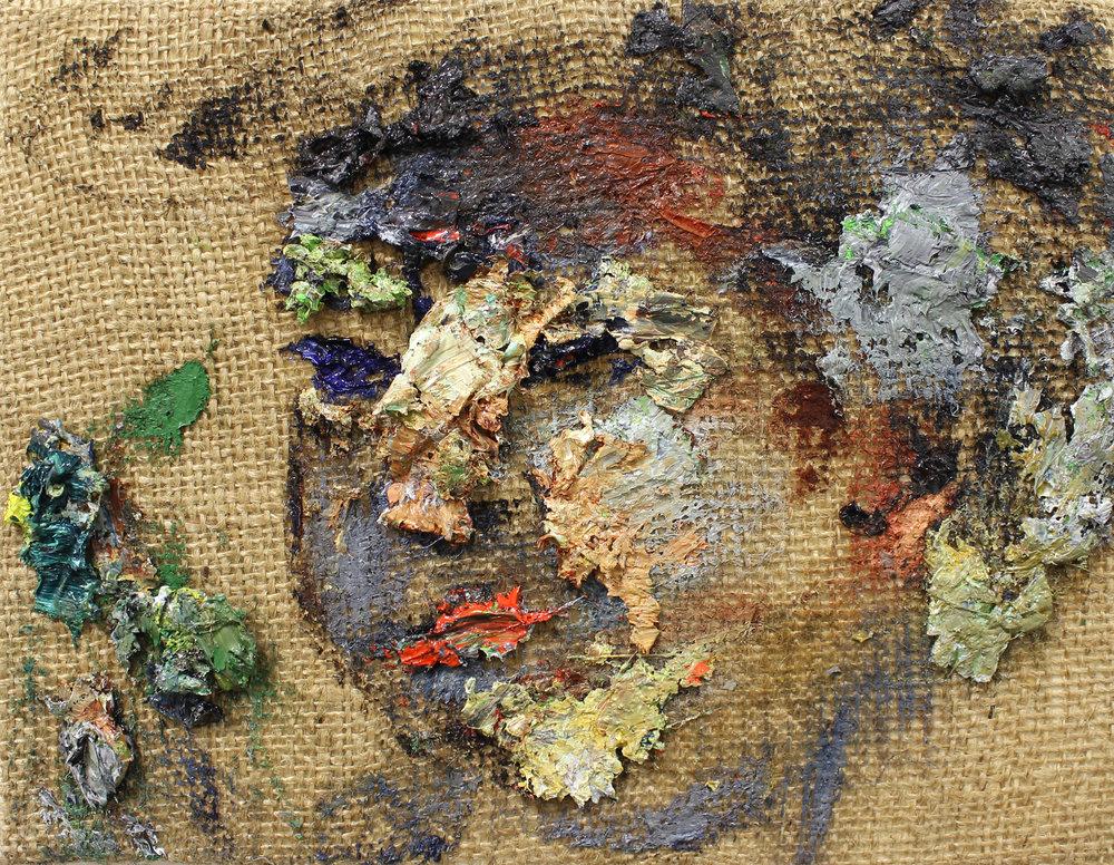 Nae, Oil on Burlap, 2014.jpg