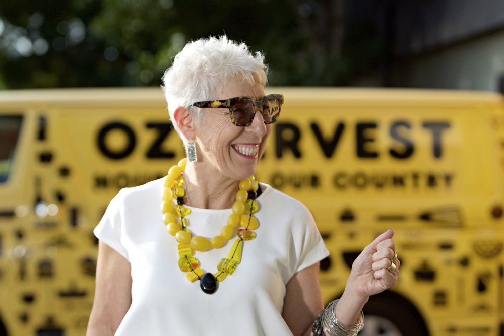 Ronni Kahn of OzHarvest. Image supplied.