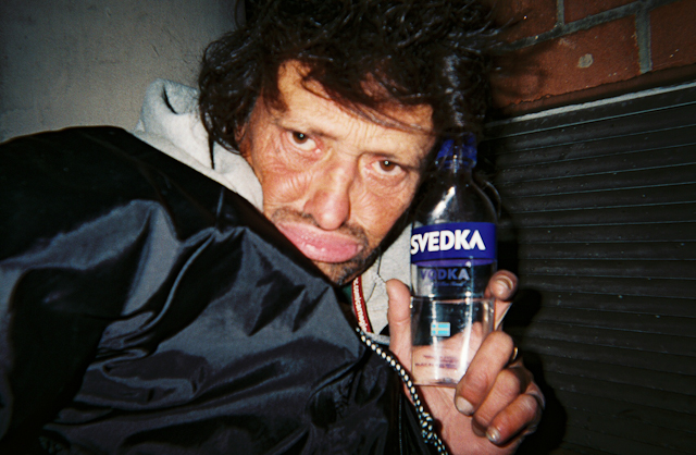 A Little Too Much Svedka
