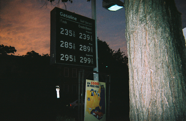 Modern Gas Prices