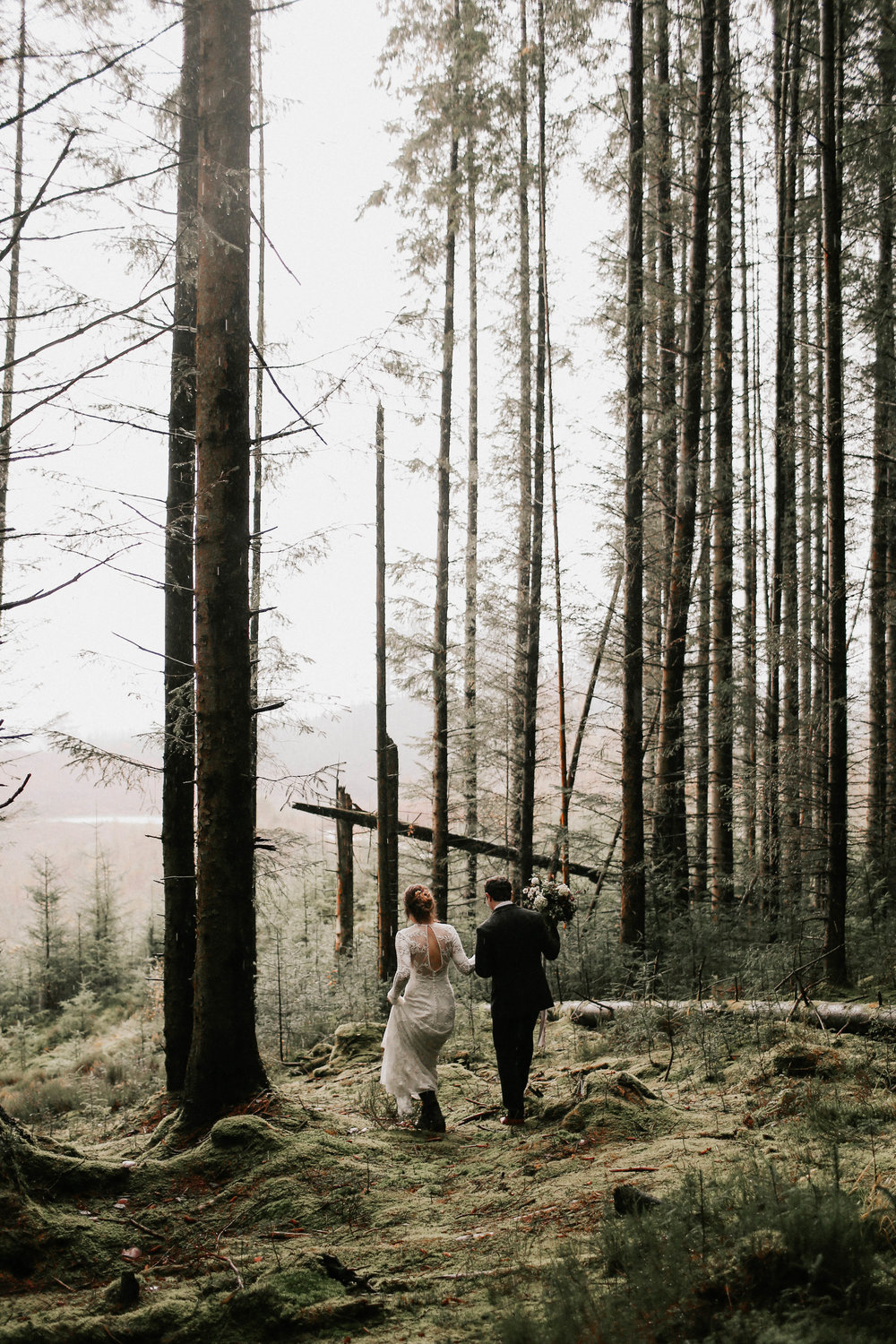 Scotland Elopement / Melissa Marshall
