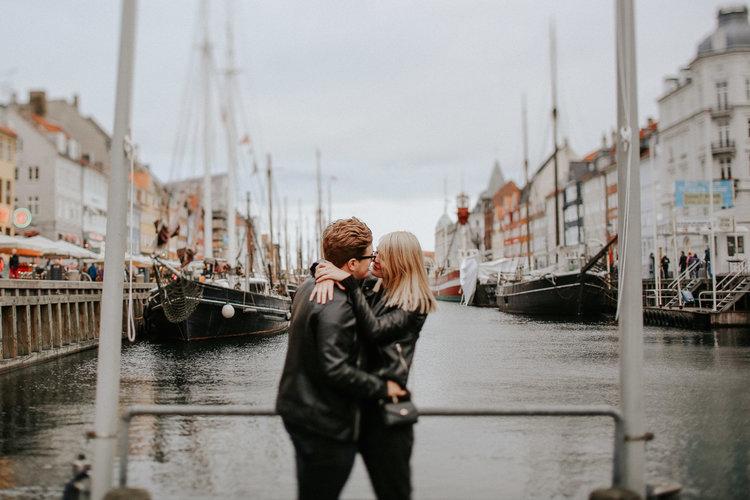 JON + KLARA - COPENHAGEN ENGAGEMENTS