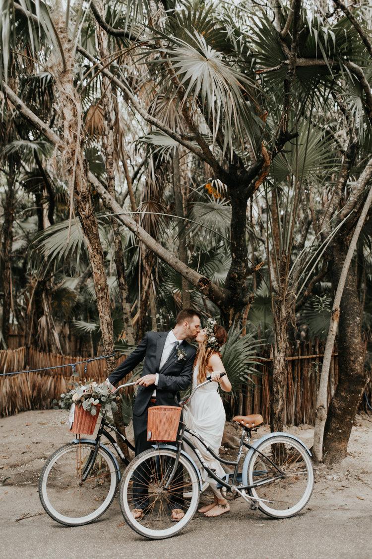 PETER + CASIE - TULUM, MEXICO WEDDING