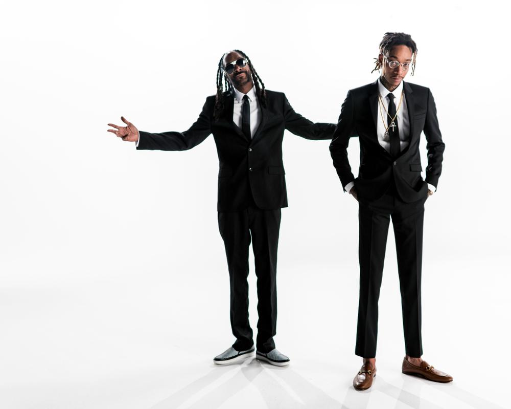 Snoop Dog & Wiz Khalifa by Allen Daniel