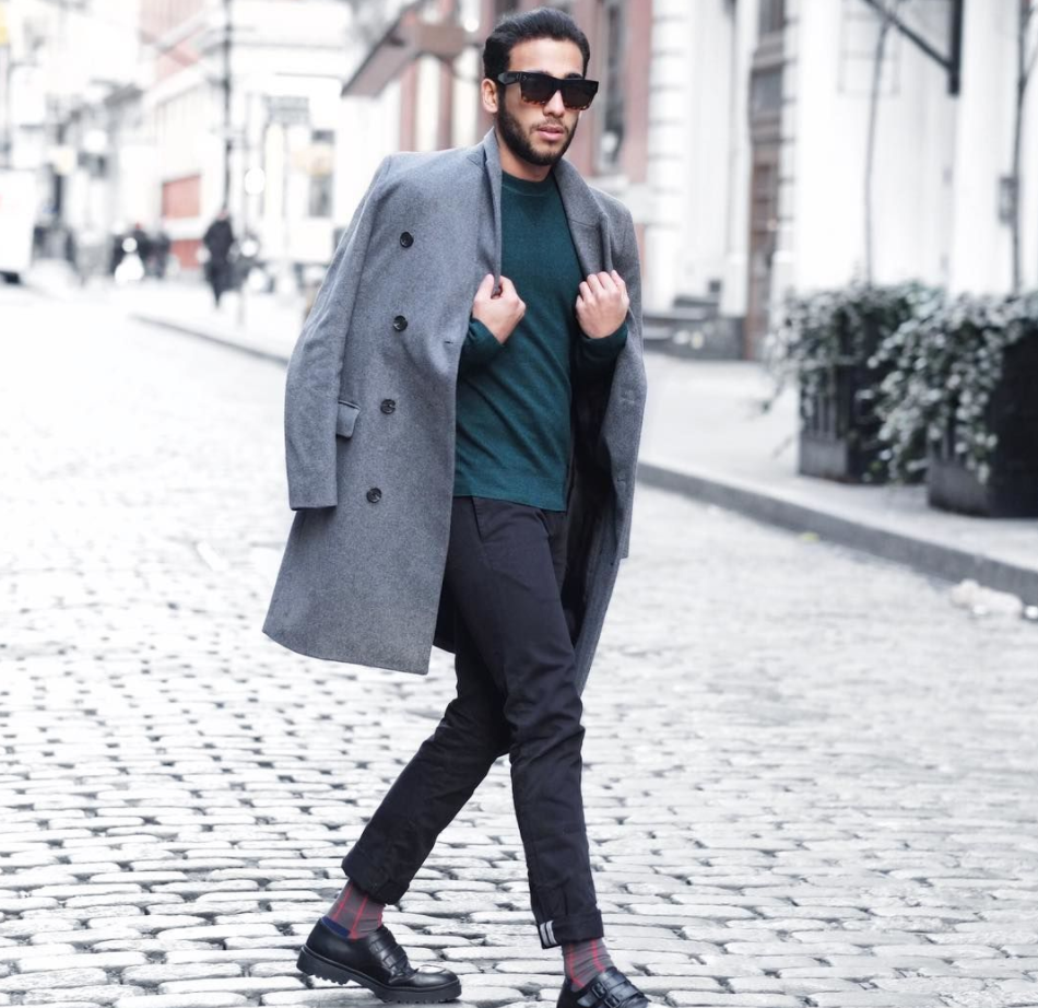 Menswear Blogger Christian Pena for Life/After/Denim