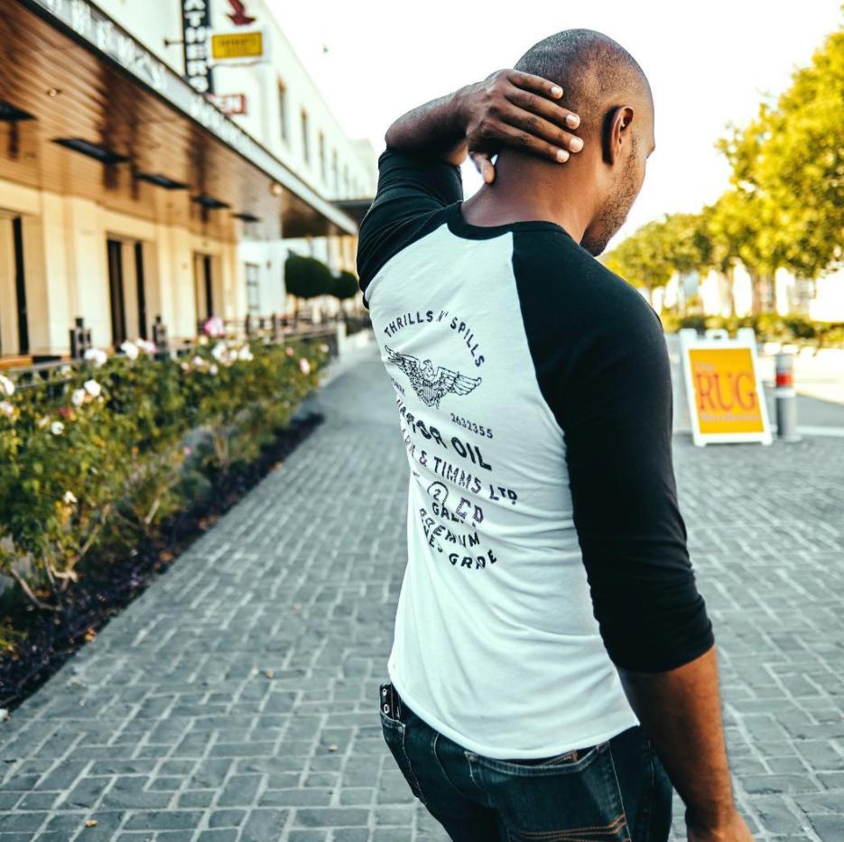 Entrepreneur and Photographer  CJ Johnson for  P&Co