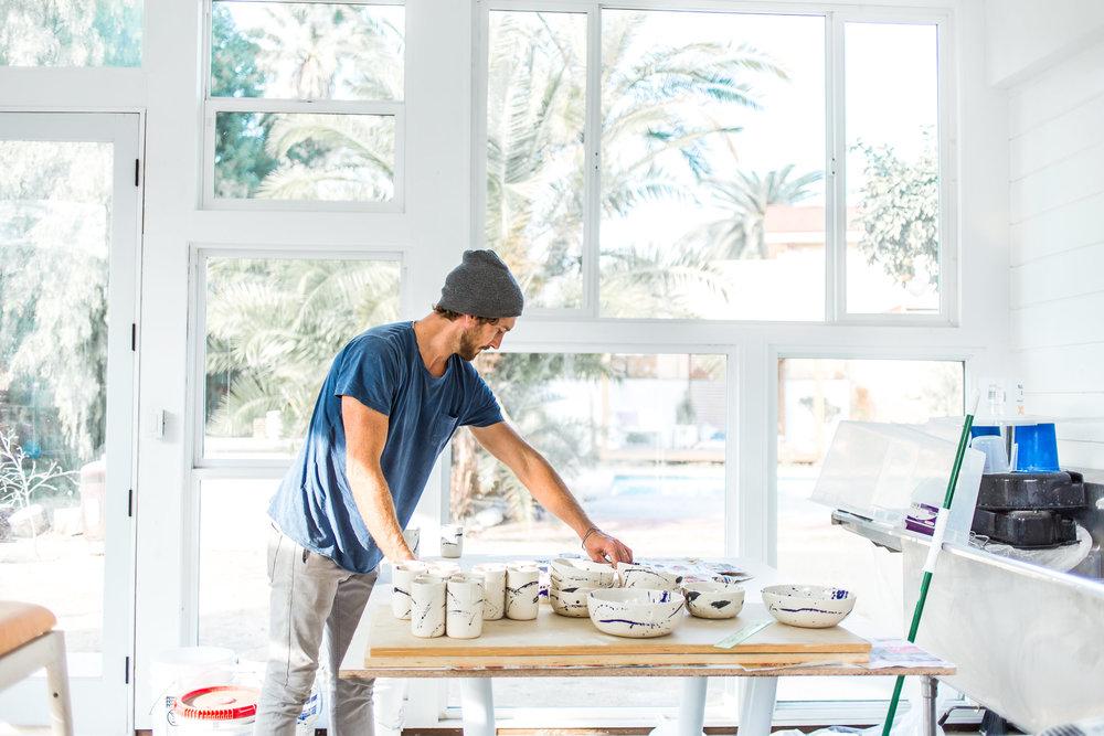 Furniture Designer  Chris Earl for  Hizzy