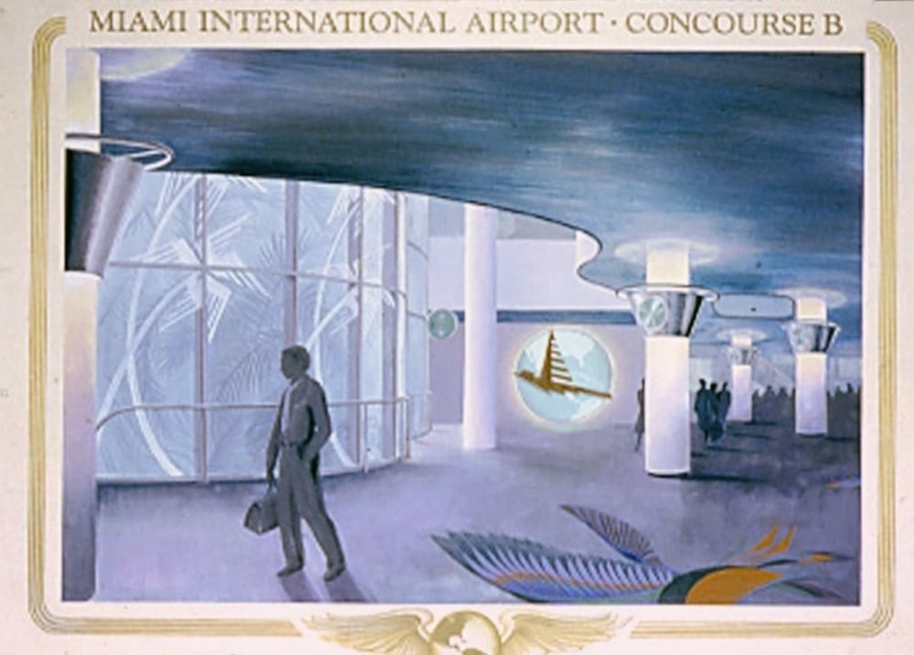 Miami Airport proposal