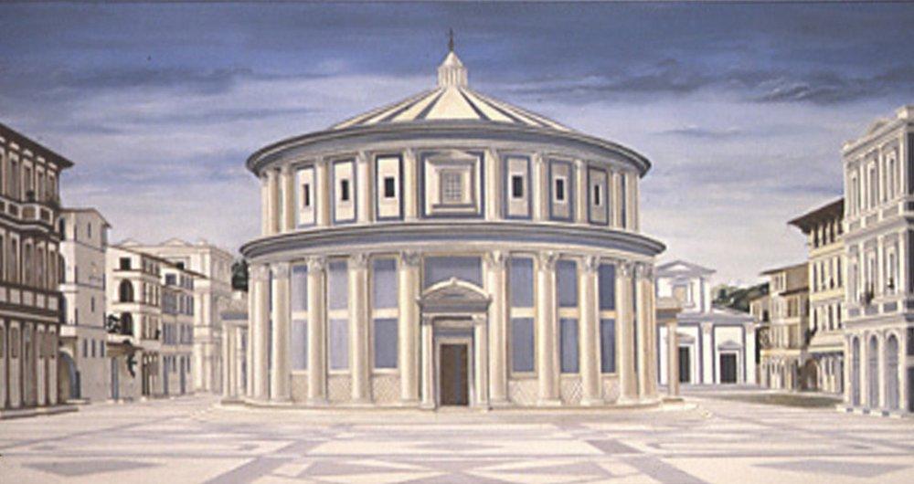 """Galleria Nazionalle de Marche, Urbino"""" by Pierro della Francesca"""