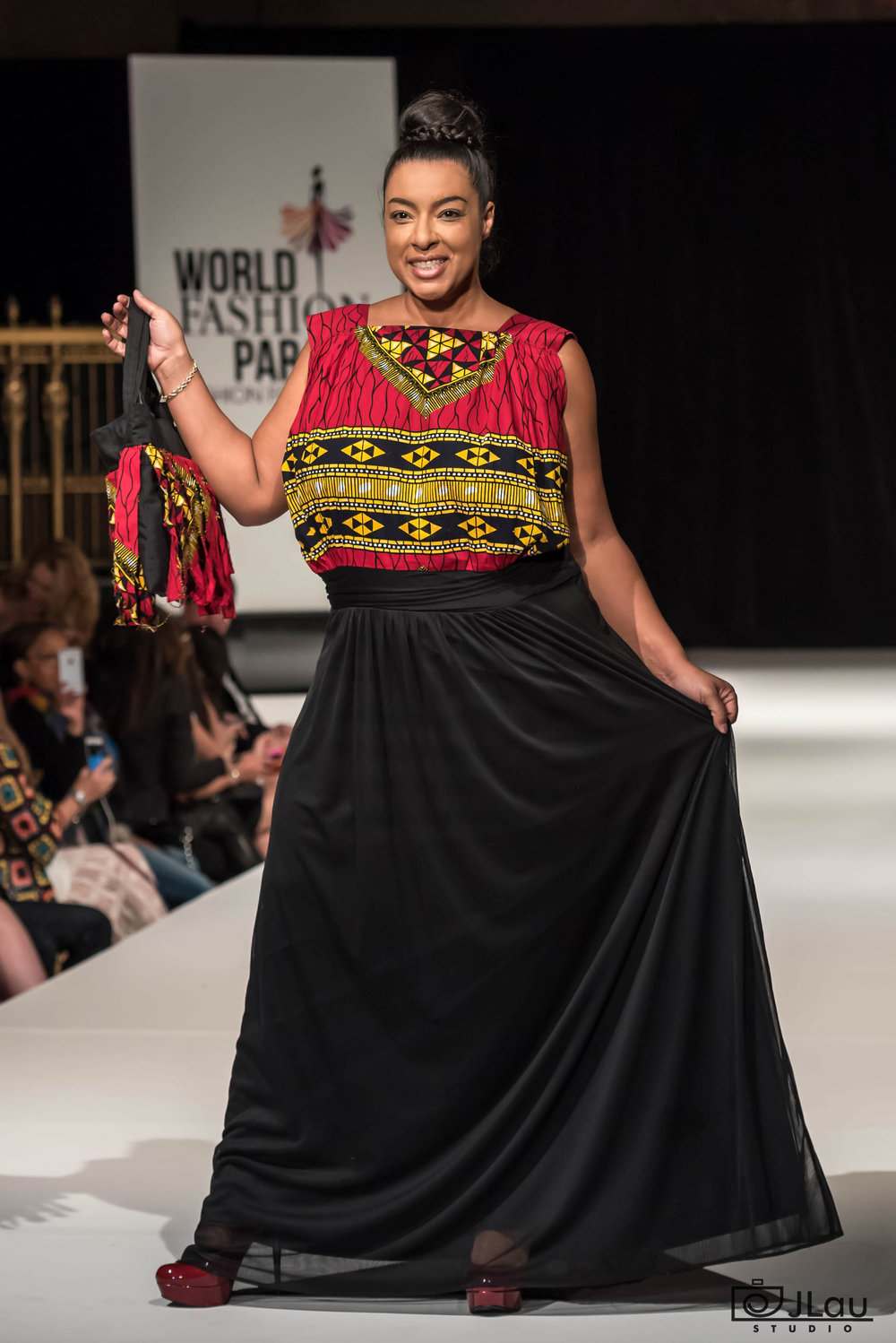 World Fashion Parade Designer: Egypt Ufele