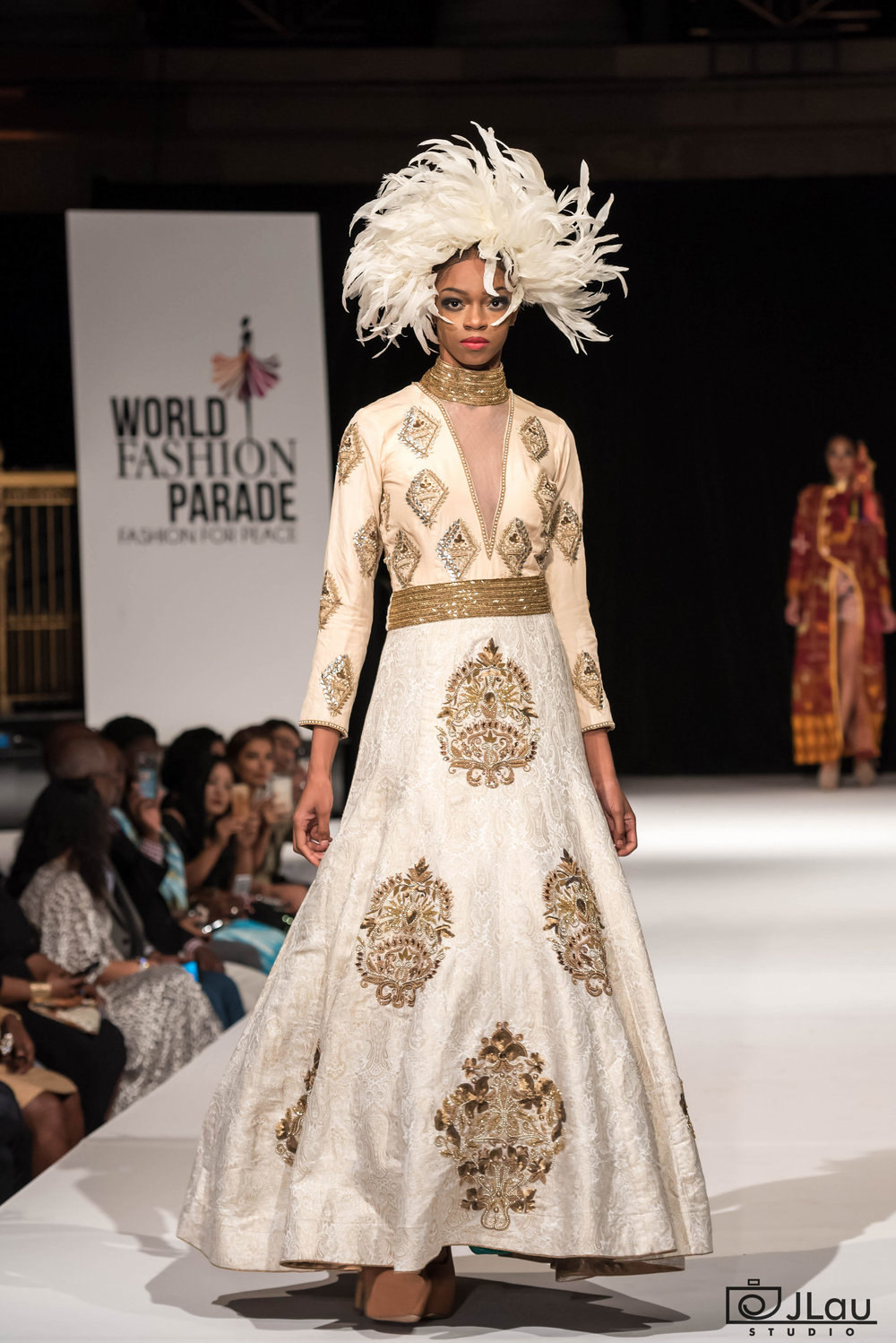 World Fashion parade Designer: Re'Malhi