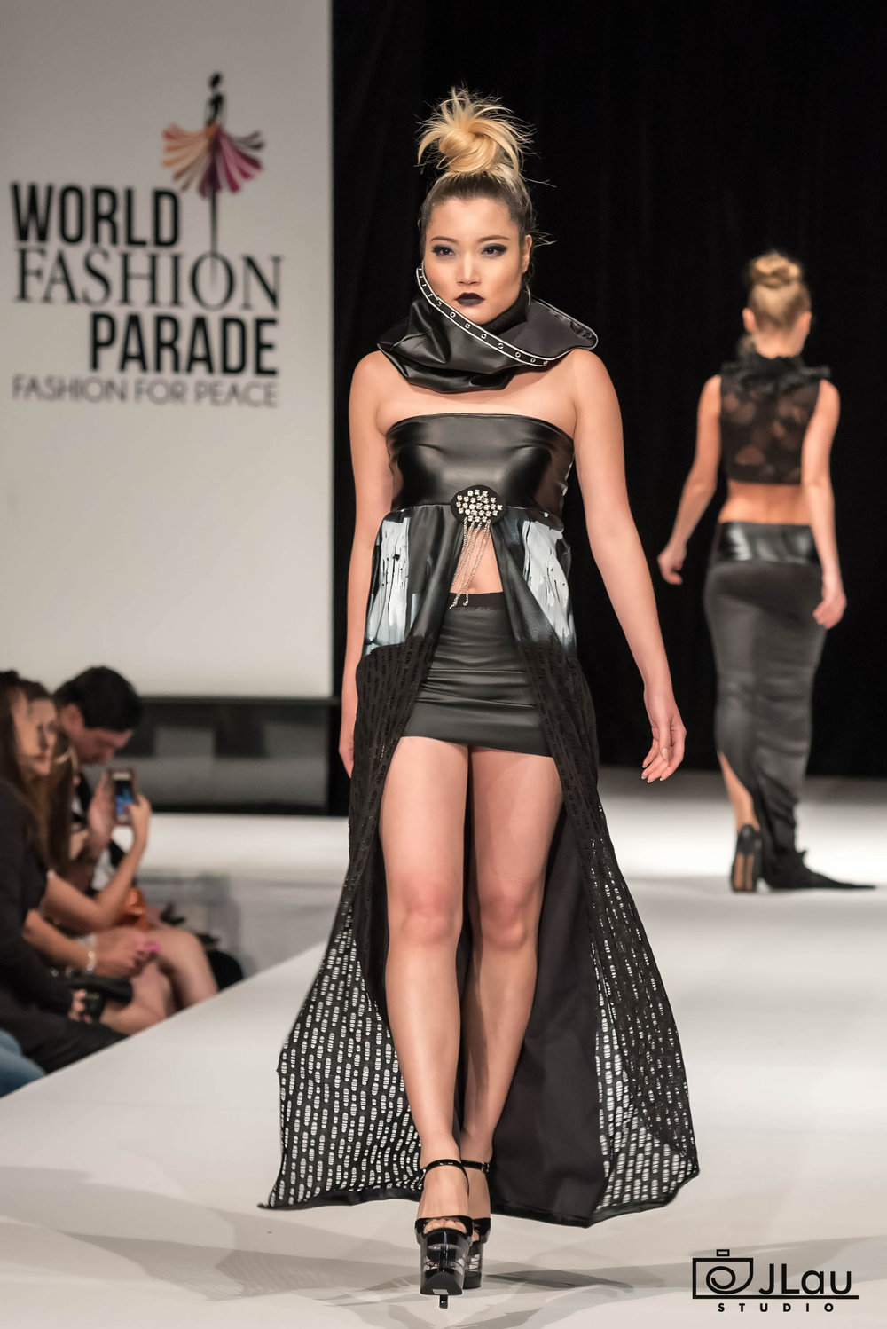 World Fashion Parade Designer: Grunge Beauty Couture