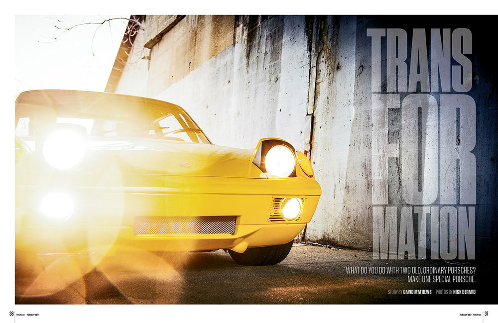 Porsche 914 - Porsche Panorama Magazine
