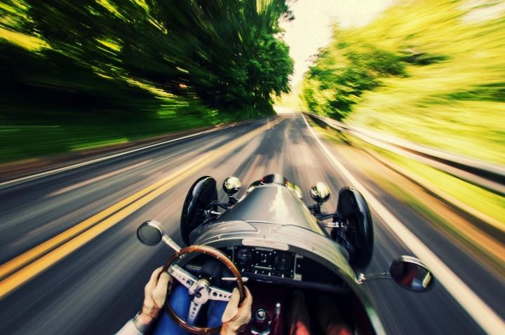 2016 Morgan test Peter Egan - Road Track Magazine