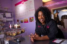 NATALIE DUBOSE, Founder & Owner Natalie's Cakes & More