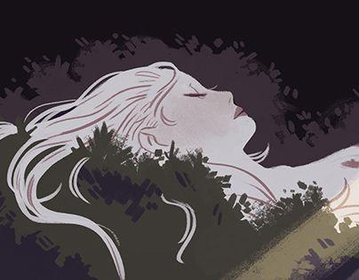"""""""Woods"""" by Sara Kipin"""